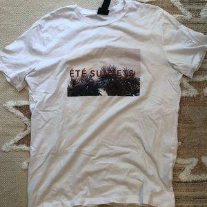 Men's H&M graphic tee shirt